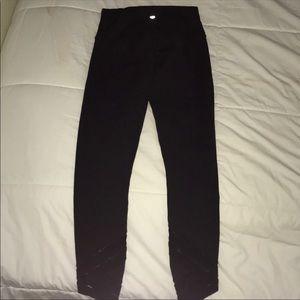 High rise 7/8 leggings